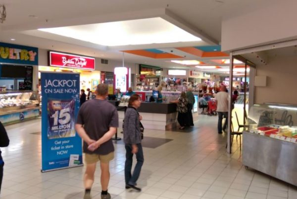 Ringwood shopping centre