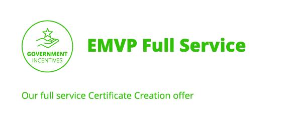EMVP Full service