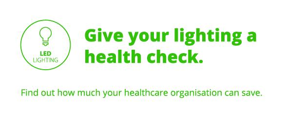 Give your lighting a health check