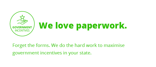 We love paperwork