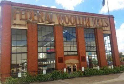 Federal Mills building external
