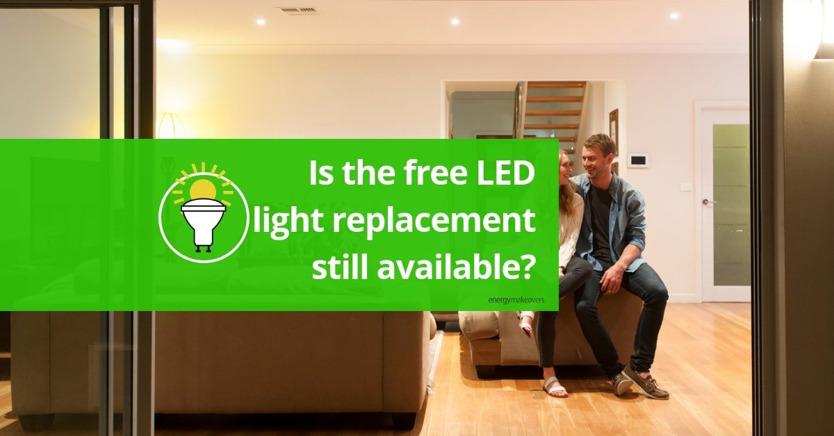 Free LEDs still available