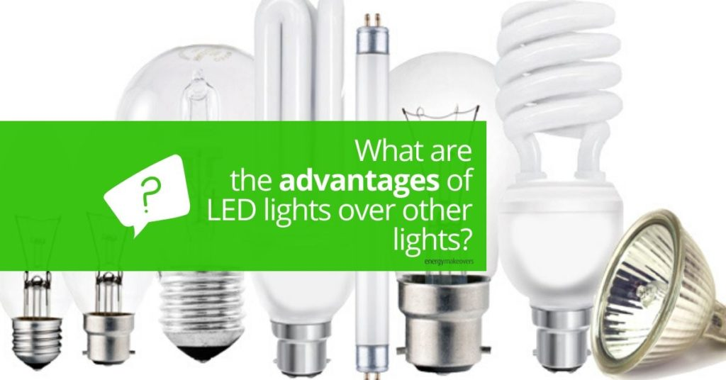 advantages of LED
