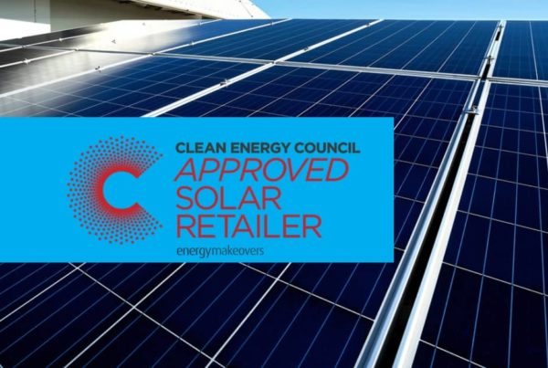 cec accreditation for energymakeovers