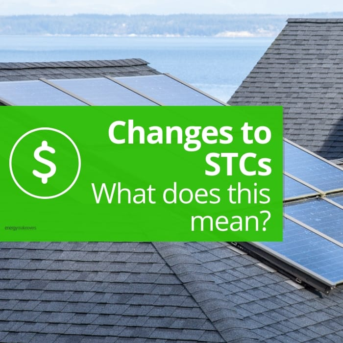 changes to stcs