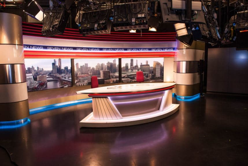 channel 7 studio