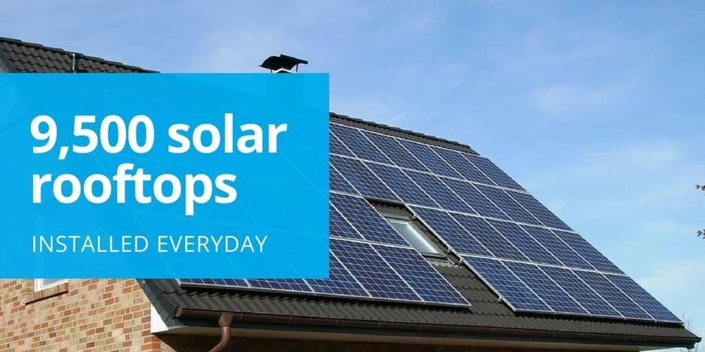 9500 rooftops add solar