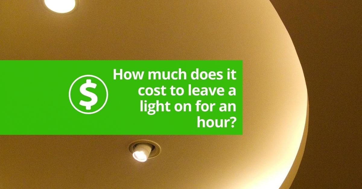 how much does a light cost