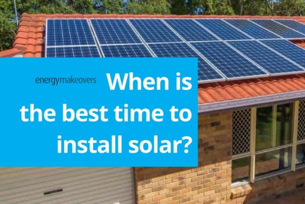 When is the best time to install solar