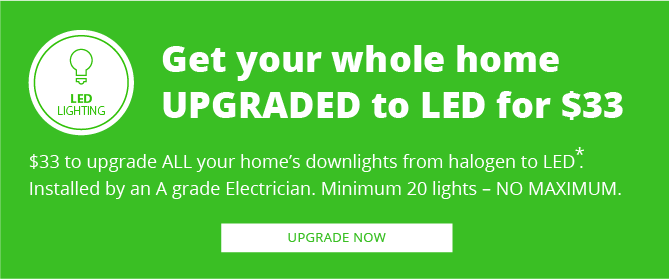 Get your whole home upgraded to LED