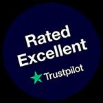 Rated Excellent - Trustpilot