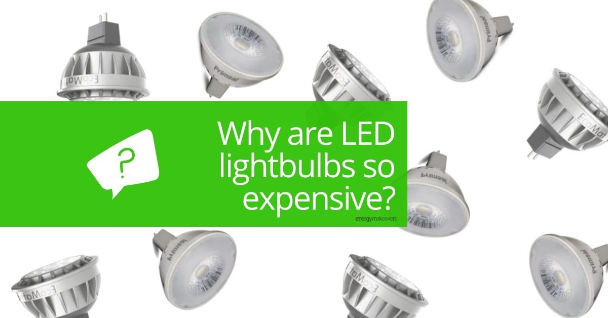 why are LEDs expensive